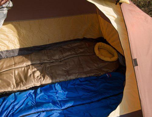 户外露营睡觉的技巧