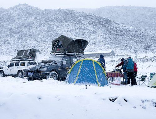 在高寒地区冻伤的预防及其简易治疗办法