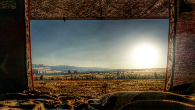 秋野地车顶帐篷