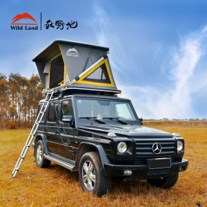 佐罗全自动无线遥控车顶帐篷